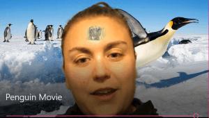Penguin Movie Still
